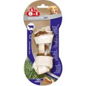 8in1 Delights Bones Biftekli Köpekler İçin Ağız Bakım Kemiği Smal