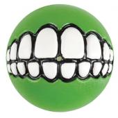 Rogz Grinz Diş Desenli Ödül Mama Topu Yeşil