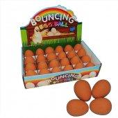 Yumurta Figürlü Kedi Oyuncağı 6 Cm