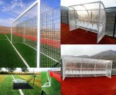 Adelinspor Diomond Futbol Saha Seti (Stadyum)