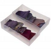 çekmece İçi 2 Li Kutu Set Çorap,esya Düzenleyici