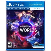 Ps4 Vr Worlds Playstation Vr Worlds