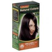 Organıc Natural Colors Saç Boyası 5d Açık Kestane ...