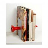 Vida Tasarımlı Kitap Desteği Screw Book End