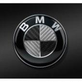 Bmw Orjinal Carbon Logo 8.2 Cm
