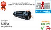 Hp 85a Ce285a Muadil Toner P1100 P1102 P1102w P1104 P1104w