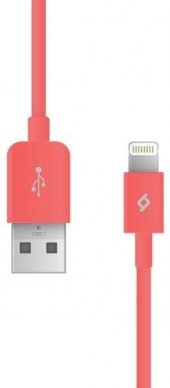 Ttec İphone Mfı Lisanslı Şarj Ve Data Kablosu Pembe 2dkm01