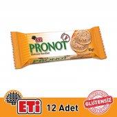 Eti Pronot Glutensiz Kurabiye 85g 12 Adet