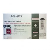 Kerastase Aminexil Serum 20x6ml+ Bain Prevention Şampuan 250ml