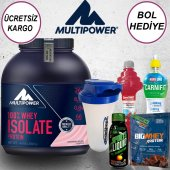 Multipower Whey İsolate Protein 2000 Gr