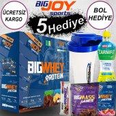 Bigjoy Bigwhey 2244 Gr 68 Saşe Protein Tozu