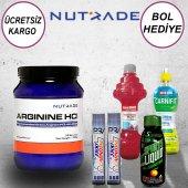 Nutrade Argınıne Hcı 720 Gr Amino Acid