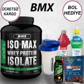 Bmx Iso Max Whey Proteintozu Isolate 1800gr