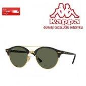 Ray Ban Rb4346 901 51 + Kappa Güneş Gözlüğü
