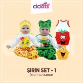 şirin Set 1