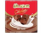 ülker Sütlü Çikolata Tablet 80 Gr