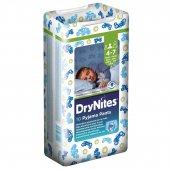 Huggies Drynites Emici Gece Külodu Erkek Small 4 7 Yaş 10lu Bebek Bezi