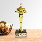 Kişiye Özel Yılın En İyi Acil Tıp Teknisyeni Oscar Ödülü