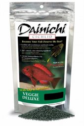 Dainichi Cichlid Veggie Deluxe Baby 1mm 2500 Gr.
