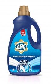 Abc Sıvı Çamaşır Deterjanı + Yumuşatıcı Dağ Ferahlığı 33 Yıkama