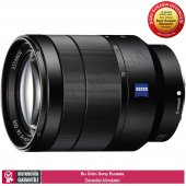 Sony Sel2470z Varıo Tessar T* Fe 24 70 Mm F4 Za Oss Lens