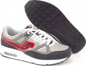 Jump 12642 Grey Black Red Erkek Günlük Spor Ayakka...
