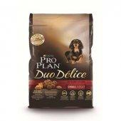 Pro Plan Duo Delice Small Biftek Yetişkin Köpek Mama 2,5kg