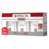 Bioxcin Genesis Kuru Normal Saçlar İçin Şampuan 3 Al 2 Öde 300 Ml