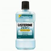 Listerine Zero Hafif Nane Aromalı Alkolsüz 500 Ml Gargara
