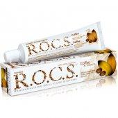 R.o.c.s. Lekelere Karşı Kahve&amptütün Diş Macunu