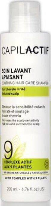 Capilactif Rahatlatıcı Bakım Şampuanı 200 Ml