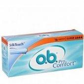 O.b. Pro Comfort Süper 16 Adet Tampon