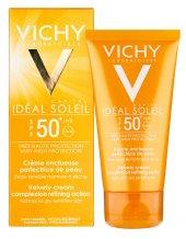 Vichy Ideal Soleil Velvety Cream Spf 50+ 50 Ml Güneş Kremi