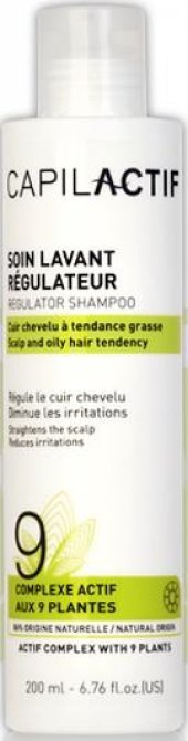 Capilactif Yeniden Dengeleyici Şampuan 200 Ml