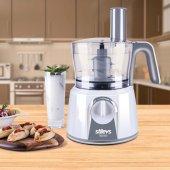 Stilevs Maxı Chef Mutfak Robotu Beyaz