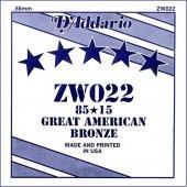 Daddarıo Zw022 Tek Tel