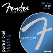 Fender 3358 150r Pure Nckl Ball End 10 46 Takım Te