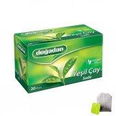 Doğadan Yeşilçay 20li Yeşil Çay