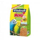 Vitakraft Menu + Jod Vital Complex Muhabbet Yemi 500 Gr