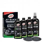 Turtle Wax Jet Black Siyah Araç Bakım Seti T 3kt