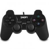 Snopy Sg 401 Usb Analog Gamepad Titreşimli Oyun Kolu