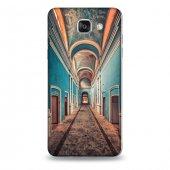 Samsung A9 Kılıf Beautiful Places Desenli Kılıf