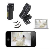 Ip Mini Wifi Kablosuz Gizli Casus Güvenlik Kamerası