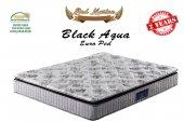 Bed Marine Black Aqua Europed Yaylı Yatak 90x190