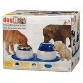 Hagen Dogit Mama Kabı Ve Otomatik Köpek Suluk Set