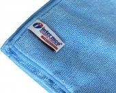 Intermop Mikrofiber Kalın Dokulu Genel Temizlik Bezi Mavi 50x70cm