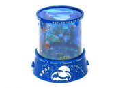Okyanus Görünümlü Projeksiyon Lamba