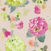 Ithal Çiçek Desenli Duvar Kağıdı (Opera 661901) 31,90tl