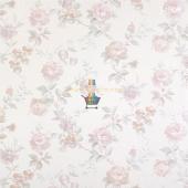 Hana Gül Desenli Duvar Kağıdı