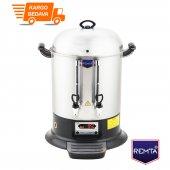 Remta Dr 15 Dijital Ekranlı 250 Bardak Çay Makinası Elektrikli